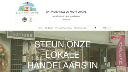 Nieuwe website Sint Pieters Leeuw Koopt Lokaal biedt overzicht van handelaars