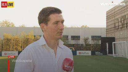 """Hans Vanaken over wel heel aparte 16de landstitel van Club Brugge: """"Jammer dat het zo moet"""""""