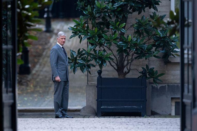 Koning Filip wacht lastige beslissingen in de federale regeringsvorming.