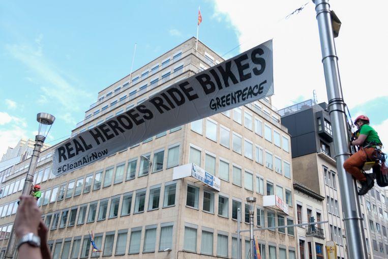 Ronde van Frankrijk: Brussel