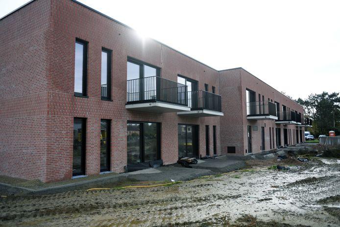 Woonzorgcentrum De Kouter in Oud-Heverlee is klaar tegen maart volgend jaar.