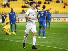 Ryan Thomas houdt Nieuw-Zeeland op WK-koers