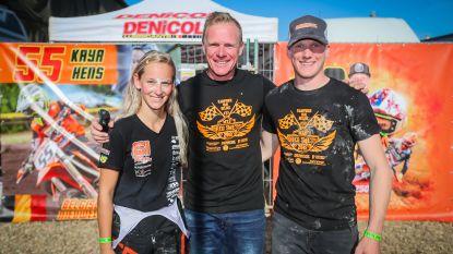 """Kaya Hens (21) wordt Belgisch kampioen motorcross bij de mannen: """"Er was wel wat boegeroep aan de meet"""""""