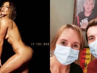 SHOWBITS. Jennifer Lopez poseert naakt voor nieuwe single en Kampioenen denken aan Johny Voners tijdens repetities
