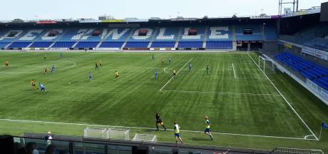 Younes Namli maakt meters bij verliezend Jong PEC Zwolle