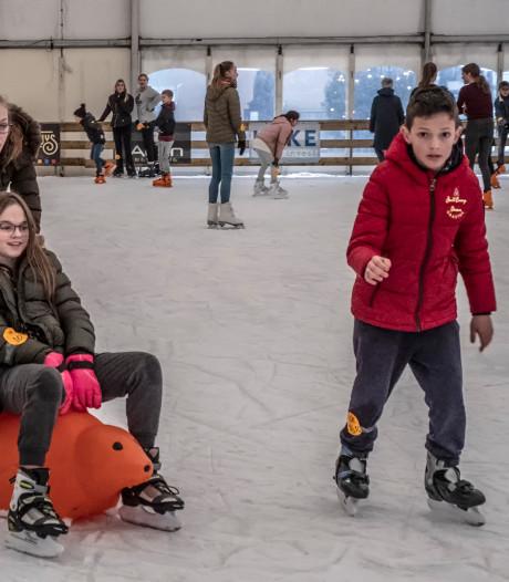 Wie zorgt er straks wel voor een ijsbaan in Cuijk?