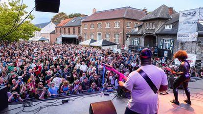 Bluesfestival Swing Wespelaar goed van start