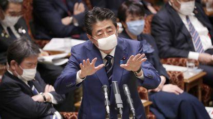 Japan kan geen lockdown opleggen ondanks piek in besmettingen
