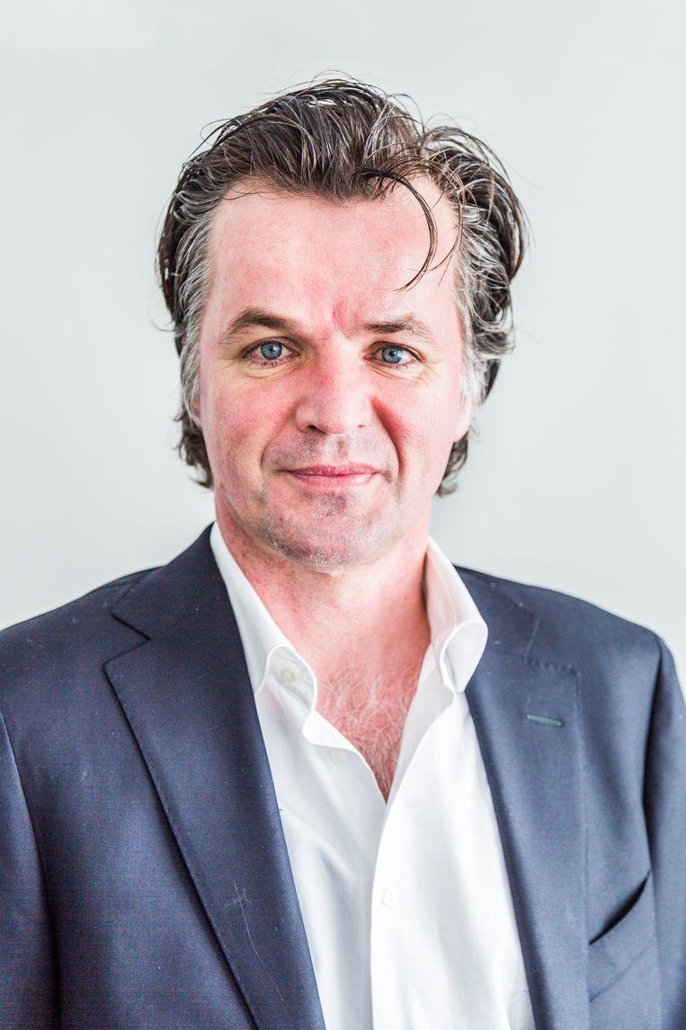 Erik Flentge. Beeld Tammy van Nerum
