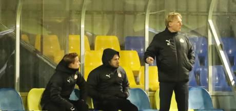 Trainer Sander Luiten per direct weg bij PSV Vrouwen