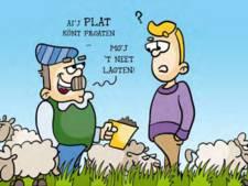 Stripboek voor het behoud van streektaal: 'Attamot tamottat'