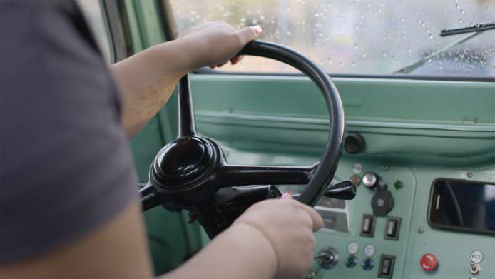 Terug in de tijd: het dashboard van de Citroën HY
