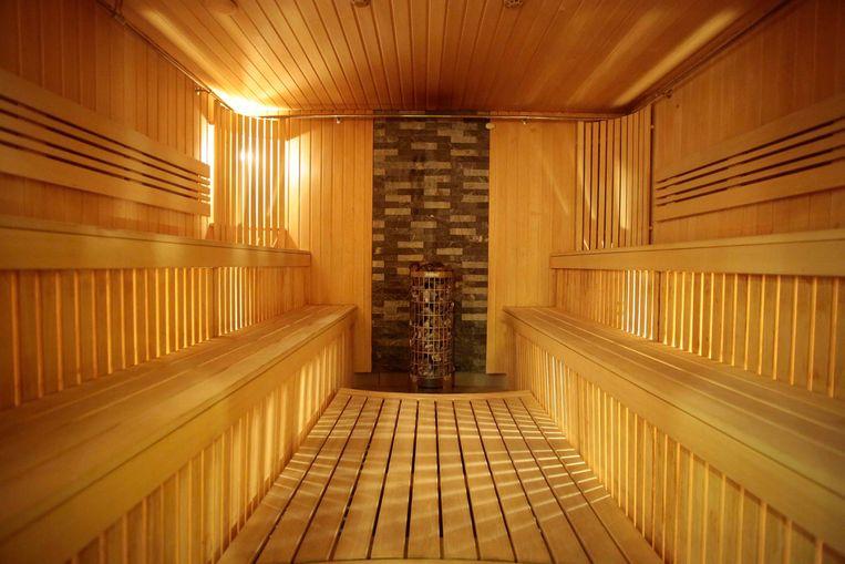 Sauna (niet degene waar feiten gebeurden)