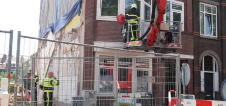 Brandweer rukt twee keer uit naar hetzelfde pand aan de Wilhelminasingel in Breda