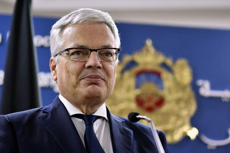Minister van Buitenlandse Zaken kondigde vandaag de vier  nieuwe ambassades aan.