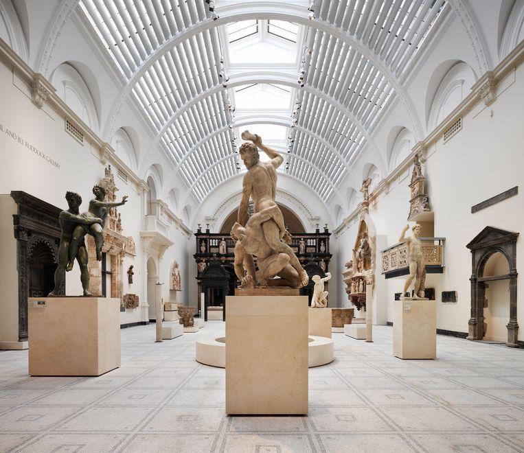 Victoria and Albert Museum Beeld
