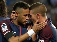 Geëmotioneerde Neymar grote man bij winnend PSG