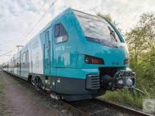 Met de trein van Hengelo naar Bielefeld blijft een gok door stroomverschil