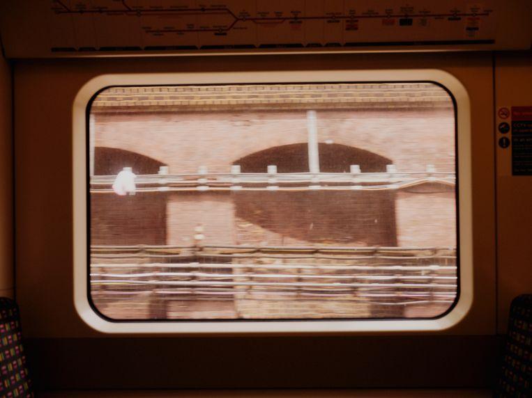 Langs de Metropolitan Line. Beeld Joe Hart