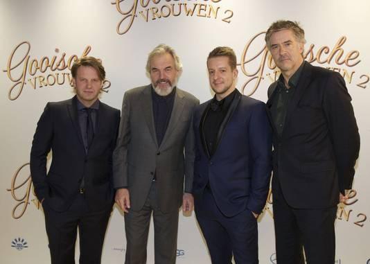 (VLNR) Peter Paul Muller, Derek de Lint, Alex Klaasen en Leopold Witte
