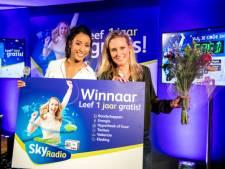Stefanie uit Berkel wint radiospel en mag een jaar lang gratis leven