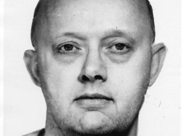De FBI gaf deze foto van Benjamin Hoskins Paddock vrij nadat hij uit de gevangenis was ontsnapt in 1968.