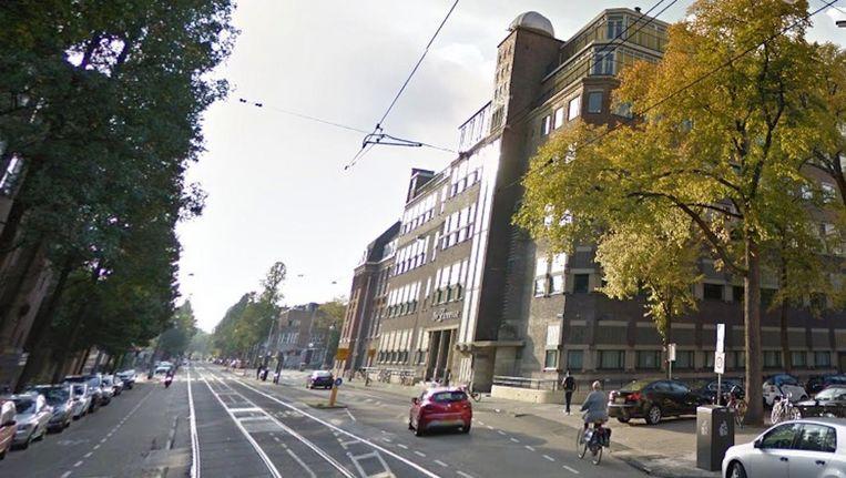 De De Lairessestraat loopt vanaf het Valeriusplein tot aan het Concertgebouw. Beeld Google Streetview