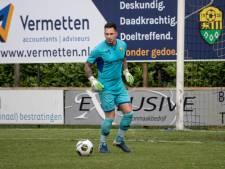 Halsteren-keeper Pietersma jaagt op record Magielse