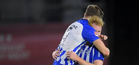 Drie punten, een assist en toch nog afwassen: 'Voel me thuis bij FC Eindhoven'
