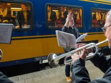 Tachtig extra zitplaatsen  in trein Breda-Antwerpen