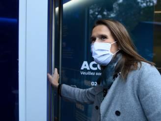 Sophie Wilmès mag afdeling intensieve zorg verlaten, maar moet nog in ziekenhuis blijven
