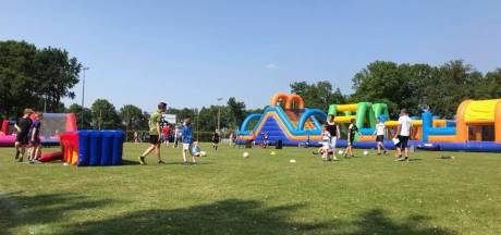 Jongetje (5) in levensgevaar na ongeval met springkussen bij Brabantse voetbalclub: 'Speeldag eindigt in drama'