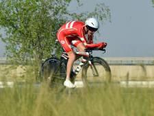 Madsen verslaat landgenoten in tijdrit Ronde van Denemarken