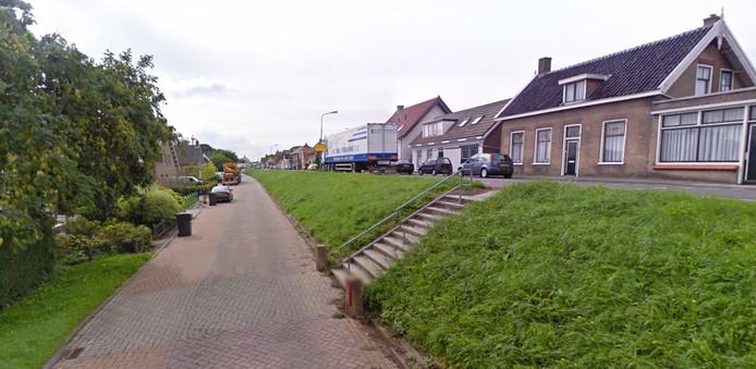 De Molendijk in Klaaswaal