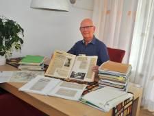 Harry Lefferts uit Geldrop, burgemeester van de Coevering, overleden