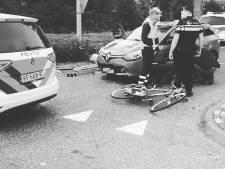 Fietser aangereden op weg tussen Liempde en Lennisheuvel