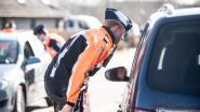 Politiecontrole op Verkeersveilige Dag krijgt waarnemend provinciegouverneur op bezoek
