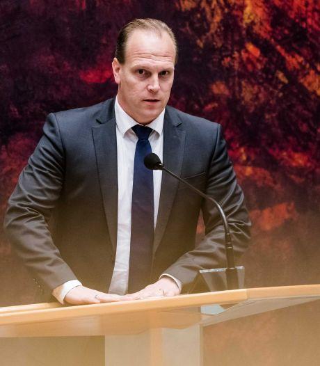 PVV-kamerlid stelt vragen aan de minister over schrappen 'jaarbriefje' Twentse havens