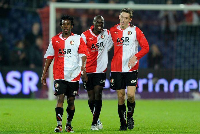 Kamohelo Mokotjo, Bruno Martins Indi en Stefan de Vrij stralen weer na de zege op VVV.