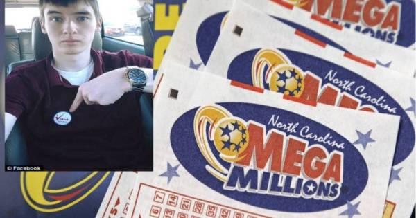 20-jarige uit Florida wint jackpot van 234 miljoen euro