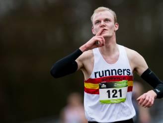 Tim Van de Velde blij met extra steun van de Vlaamse Atletiekliga