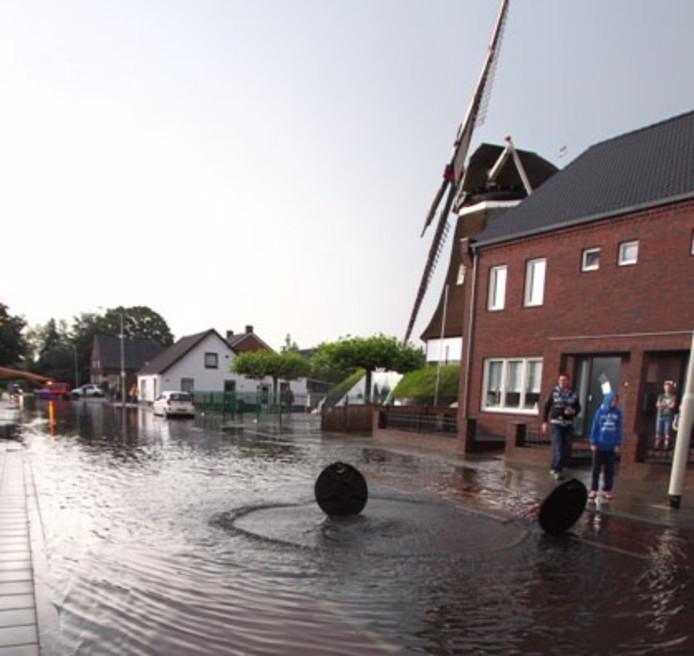 Zeilbergsestraat in Deurne