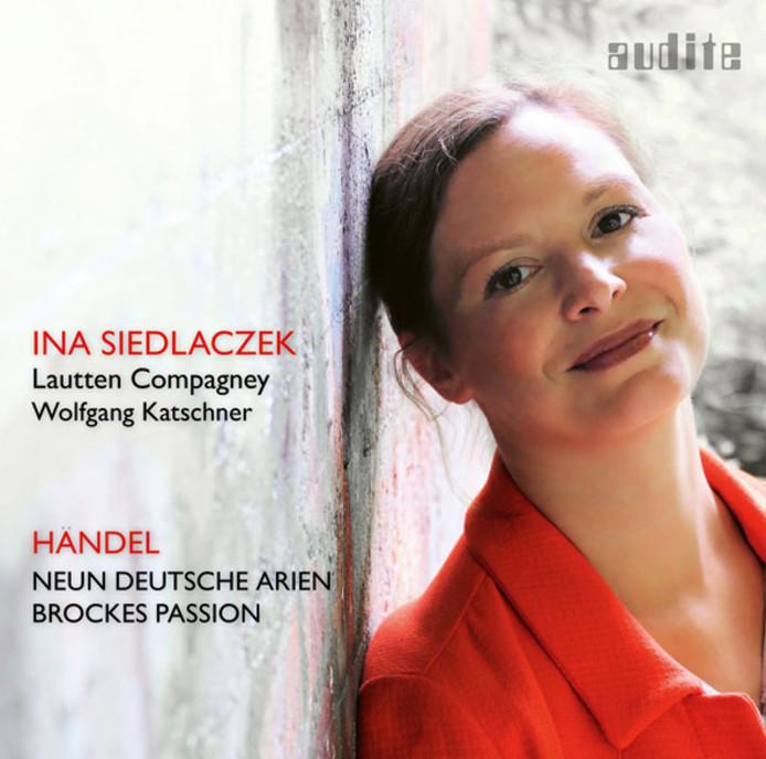 Ina Siedlaczek - Deutsche Arien.