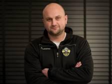 Hammink ook komend seizoen coach Luctor
