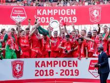 FC Twente maakt rentree in eredivisie