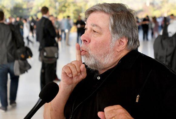 Apples medeoprichter Steve Wozniak is opnieuw van de partij.