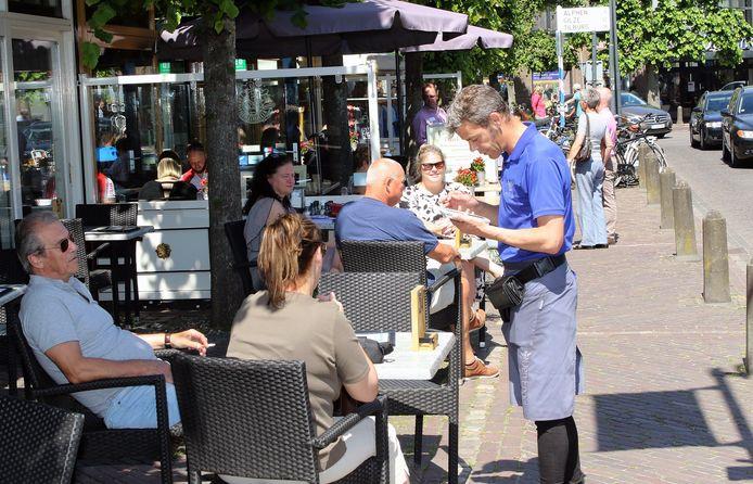 Zeker in Baarle-Hertog en Baarle-Nassau zal het verschil in sluitingsuur weer voor bizarre situaties zorgen