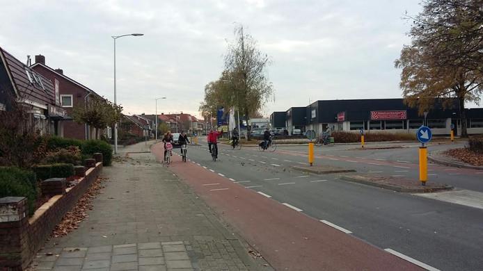 De Enschedesestraat.