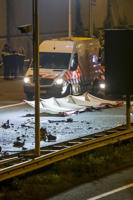 Tilburgse komt om het leven bij ongeval met spookrijder bij Roermond