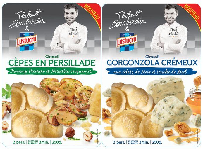 Voorbeelden van maaltijden van sterrenchefs uit Frankrijk.